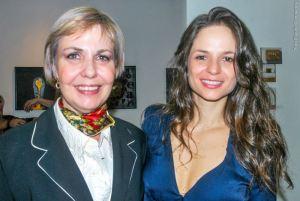 Mônica Kaiser e Milenna C. Saraiva